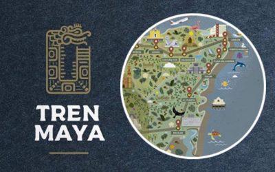 Le train Maya et la Riviera Maya