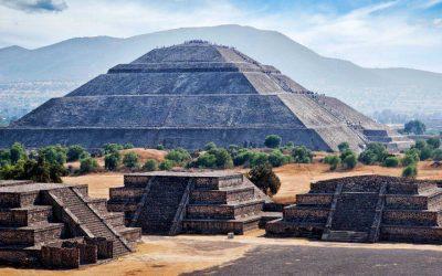 Les principaux sites archéologiques du Mexique
