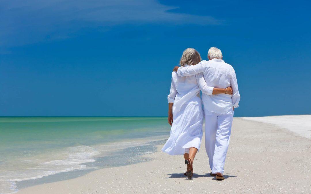 La retraite sur la Riviera Maya