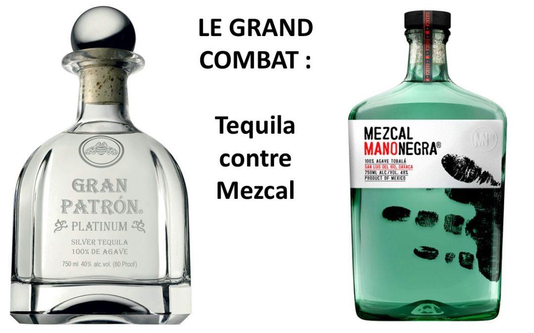 Tequila ou Mezcal : Quelles sont les différences ?