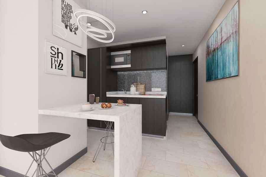 COCINA-Centuria-15-Bis-Playa-del-Carmen-Pelicano-Properties