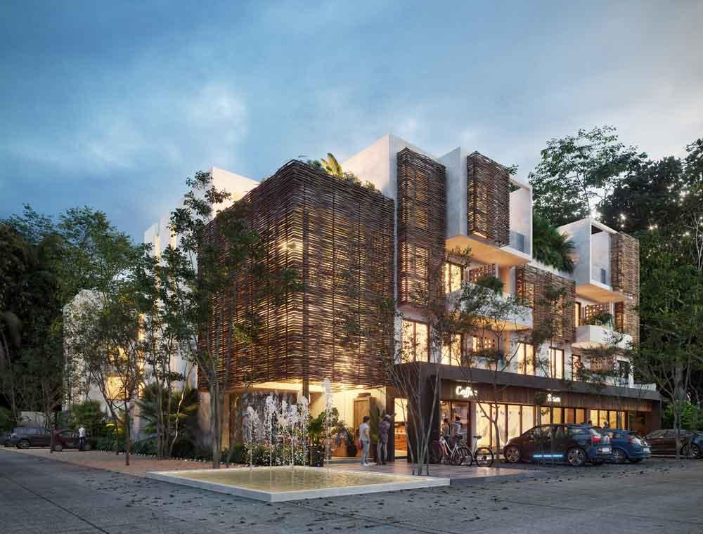 FACHADA - Baoré - Tulum - Pelicano Properties