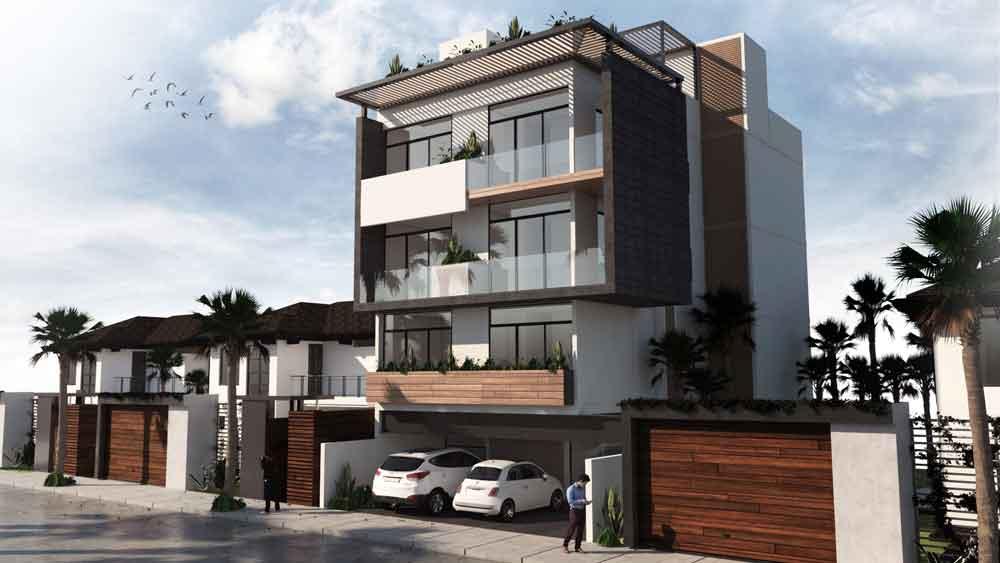 Fachada-01---Huaya-18---playa-del-Carmen---Pelicano-Properties