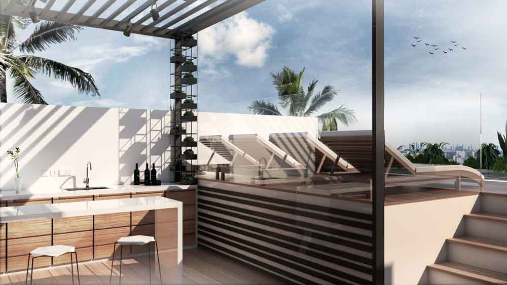 Rooftop-02---Huaya-18---playa-del-Carmen---Pelicano-Properties