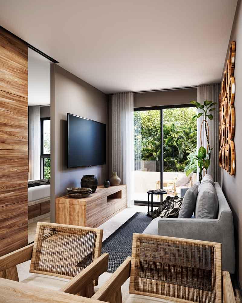 SALA - Baoré - Tulum - Pelicano Properties