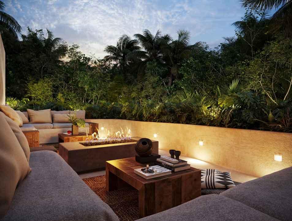 SKY-FIRE - Baoré - Tulum - Pelicano Properties