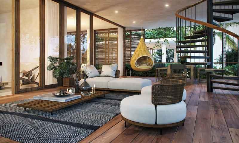 10.- Amelia - Tulum - Riviera Maya - Pelicano Properties LOBBY