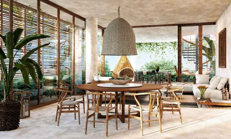 11.- Amelia - Tulum - Riviera Maya - Pelicano Properties LOBBY