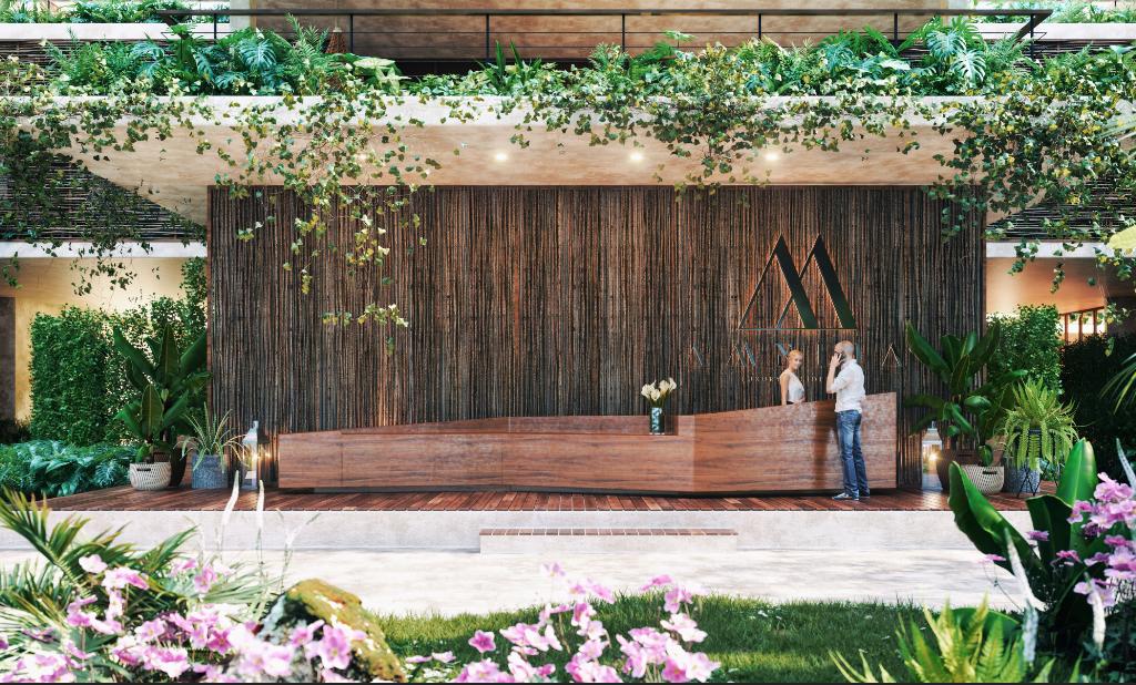 3.- Amelia - Tulum - Riviera Maya - Pelicano Properties LOBBY