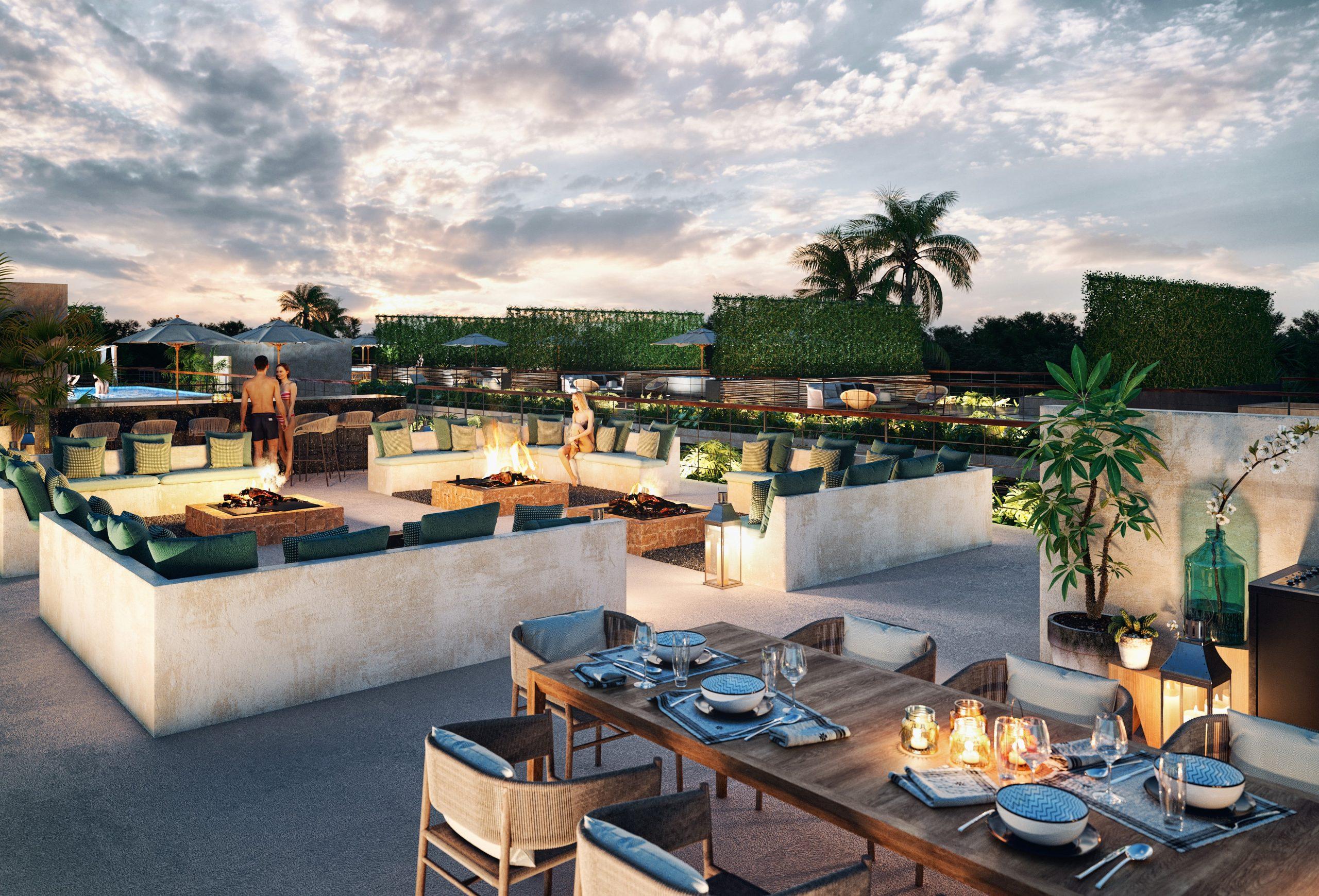 8.- Amelia - Tulum - Riviera Maya - Pelicano Properties LOBBY