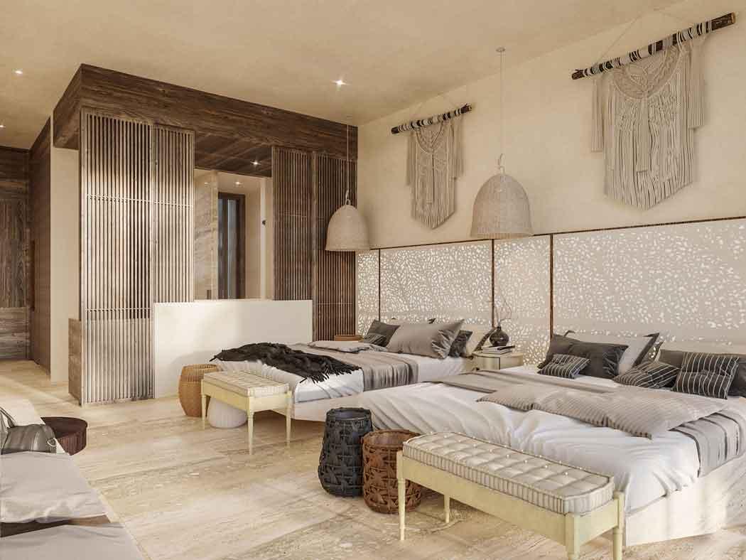 Habitación_1 HUNAB---Pelicano-Properties---Tulum---Playa-del-Carmen