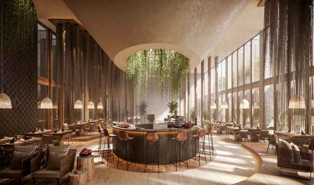Restaurant---HUNAB---Pelicano-Properties---Tulum---Playa-del-Carmen