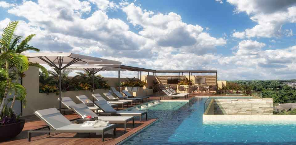 Alberca-1--Pelicano-Properties---Playa-del-Carmen---Tulum
