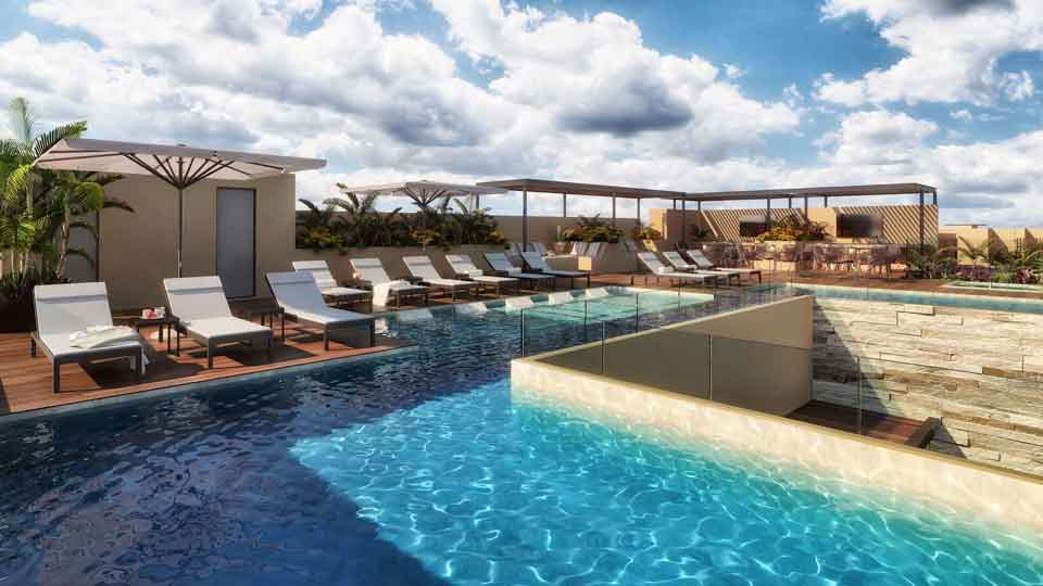 Alberca--Pelicano-Properties---Playa-del-Carmen---Tulum