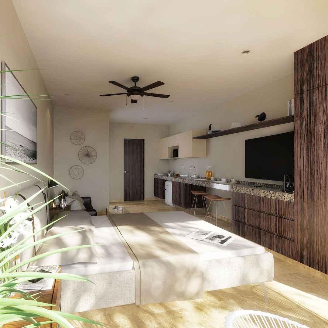 Estudio-1--Pelicano-Properties---Playa-del-Carmen---Tulum