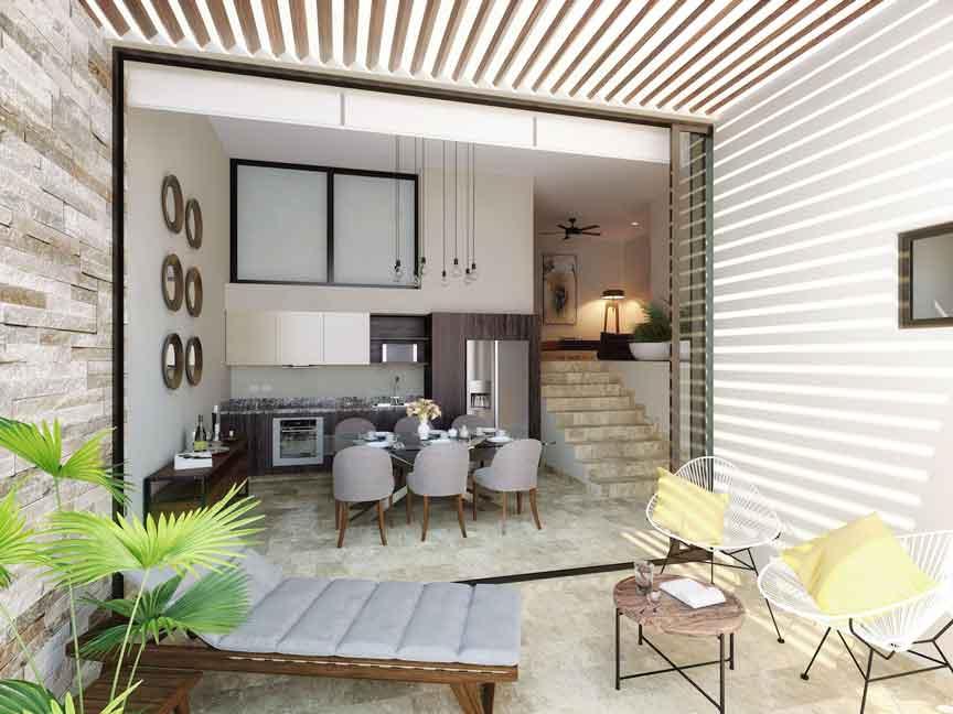 Loft-Planta-Baja-2-Rec--Pelicano-Properties---Playa-del-Carmen---Tulum