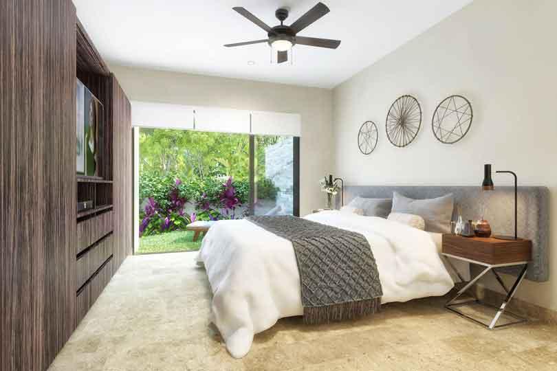 Recamara--Pelicano-Properties---Playa-del-Carmen---Tulum