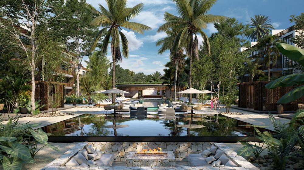 AMANA - Pelicano Properties - Tulum - Playa del Carmen - Cancun (18)