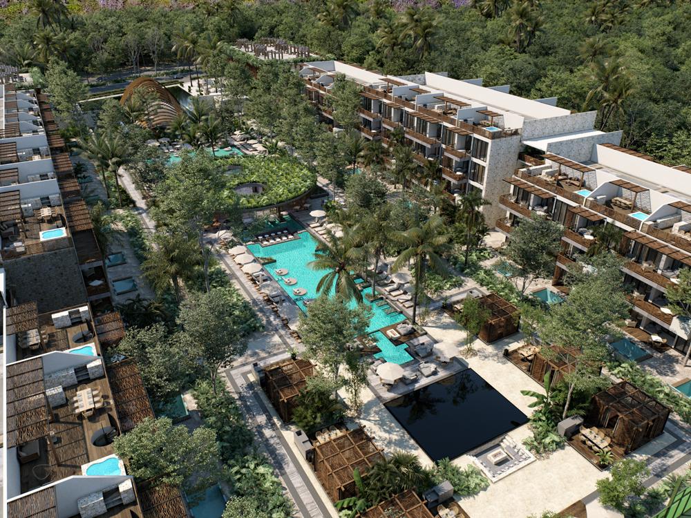 AMANA - Pelicano Properties - Tulum - Playa del Carmen - Cancun (22)