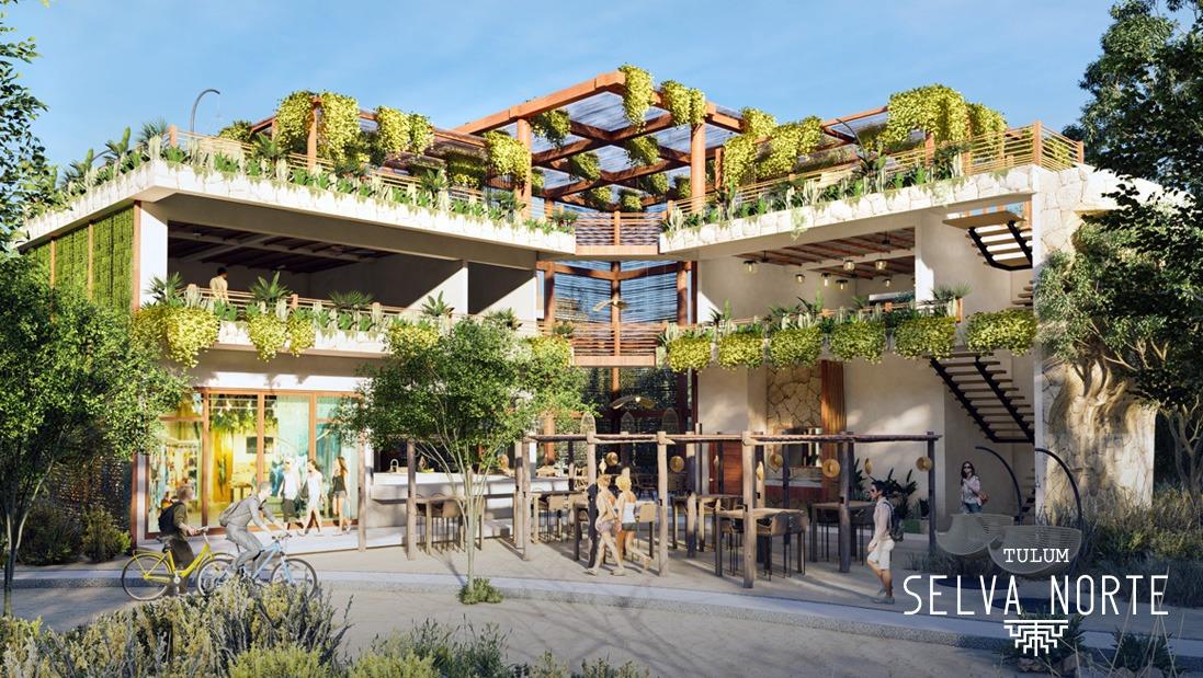 CASA CLUB 1 - SELVA NORTE - Pelicano Properties - Playa del Carmen - Tulum - Cancun