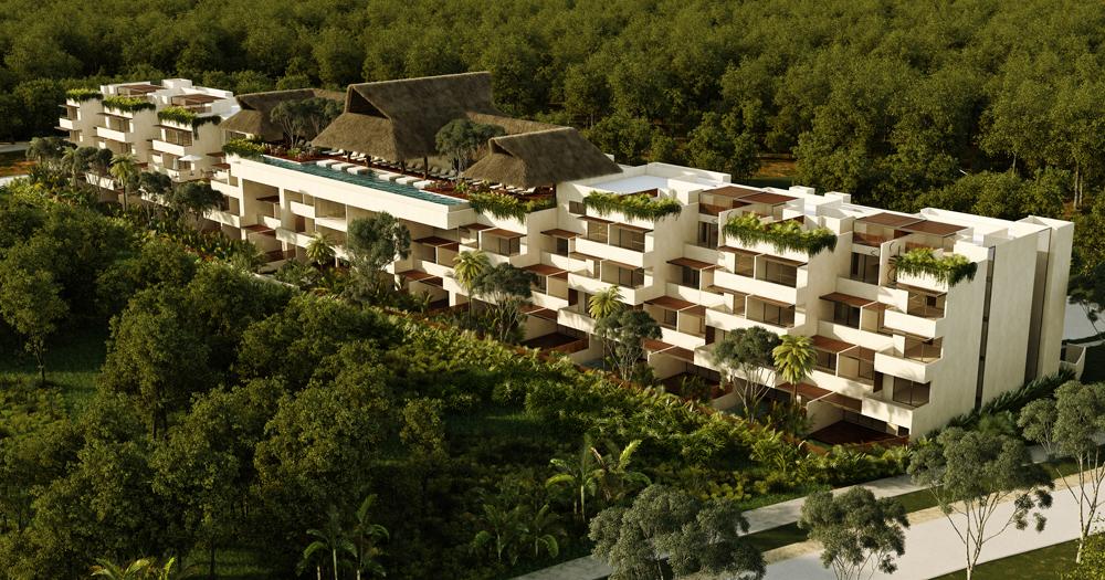 PANAMAR VIVA- Pelicano Properties - Playa del Carmen - Tulum - Cancun (27)