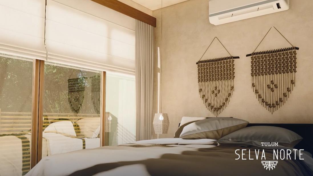 recamara - SELVA NORTE - Pelicano Properties - Playa del Carmen - Tulum - Cancun