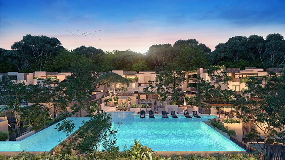Gran Tulum - Pelicano Properties - Playa del Carmen - Cancún - Tulum (10)