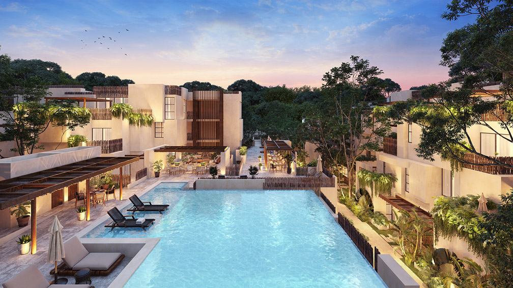 Gran Tulum - Pelicano Properties - Playa del Carmen - Cancún - Tulum (7)