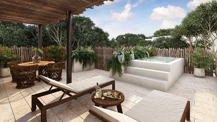 Gran Tulum - Pelicano Properties - Playa del Carmen - Cancún - Tulum (8)