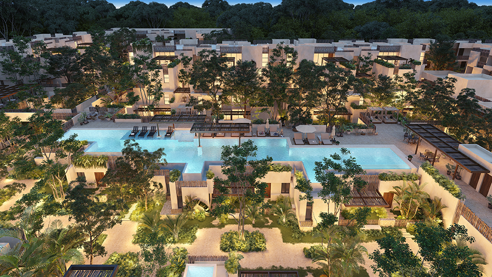 Gran Tulum - Pelicano Properties - Playa del Carmen - Cancún - Tulum (9)